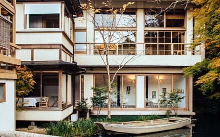 Traditional rituals for|modern times at Asaba Ryokan