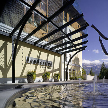 Lenkerhof gourmet spa resort
