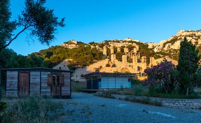 Découverte de l'Escalette, Jean Prouvé dans les friches (Marseille)
