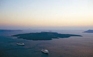 L'île de Delos