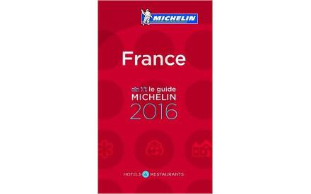 Guide Michelin France 2016. Les Relais & Châteaux étoilés.