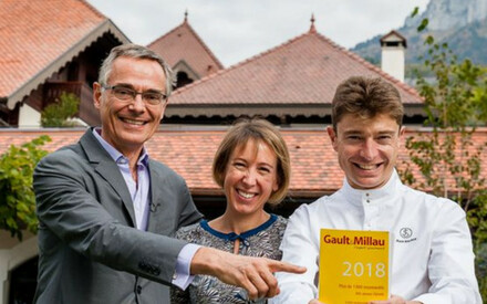 Gault & Millau 2018 Edition: Jean Sulpice crowned Chef of the Year and new Relais & Châteaux Chefs rewarded.