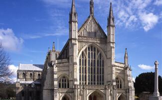 Un paseo por el Winchester medieval