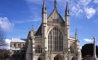 A stroll around medieval Winchester