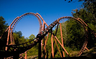 Dollywood, Pigeon Force, Tennessee