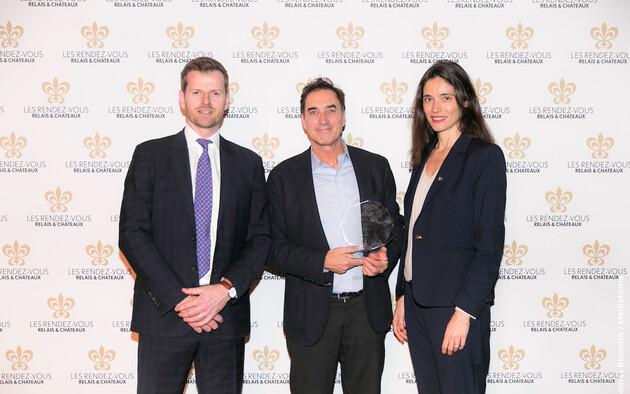 Heritage Trophy de Blancpain: familia Echaurren, Echaurren, España