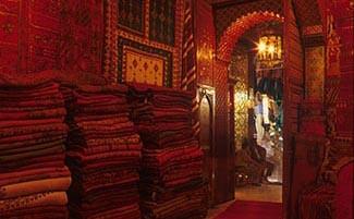La casa di Mustapha Blaoui
