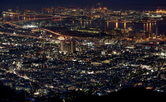 Rokko, an outstanding panorama