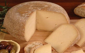 Les fromages au lait cru de Guido Pinzani, Volterra