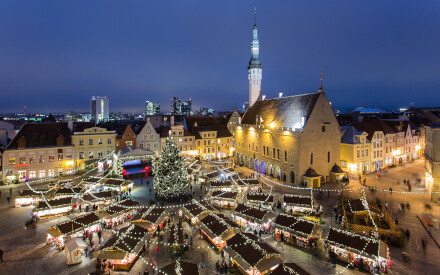 Christmas markets: Take advantage of 10 Relais & Châteaux city hotels