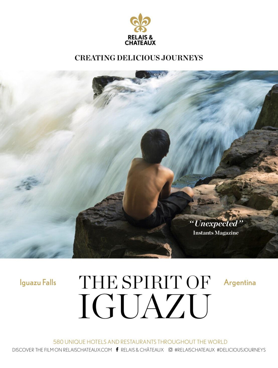 The Spirit of Iguazu