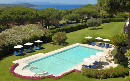 Gallia Palace Beach - Golf - Spa - Resort
