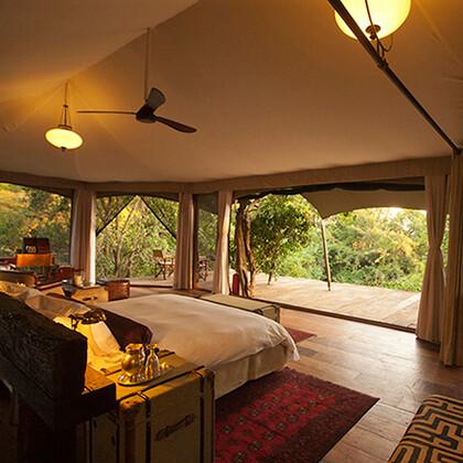 Mara Plains Camp The Luxury Safari