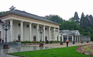 Курхаус в Баден-Бадене