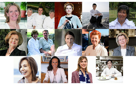 International Women's Day: the women of Relais & Châteaux