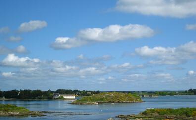Explore the ria d'Étel, a small inland sea