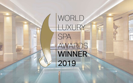 World Luxury Spa Awards 2019: Le Spa & Wellness Center Coquillade récompensé!