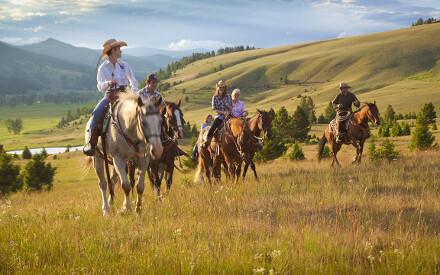 Ranch ed estancia: esperienze western in Relais & Châteaux!