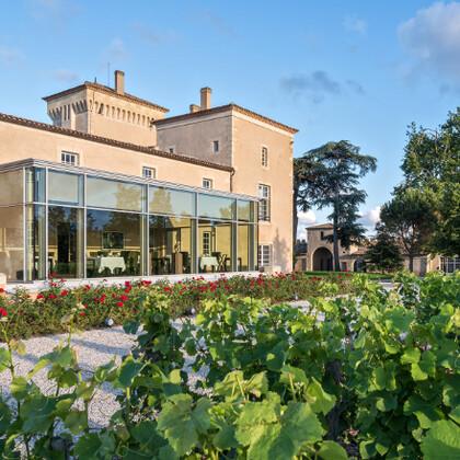 Château Lafaurie-Peyraguey Hôtel & Restaurant LALIQUE