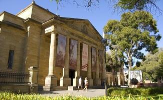 Musei e gallerie d'arte ad Adelaide