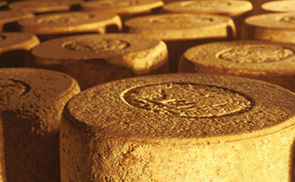 O queijo da cooperativa Jeune Montagne