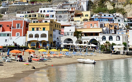 Ischia: the Bay of Naples' |thermal island