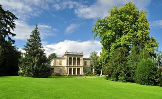 Le Reiterpark, le plus grand jardin paysagé de Zurich
