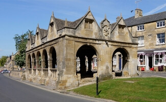 Chipping Campden, a picturesque market town in the Cotswolds