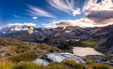 Il parco nazionale Gran Paradiso
