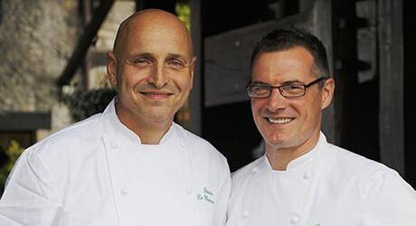 Philippe Chevrier & Damien Coche