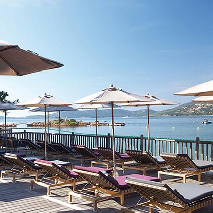 Grand Hôtel de Cala Rossa & Spa