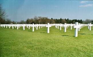 Le cimetière de Henri-Chapelle