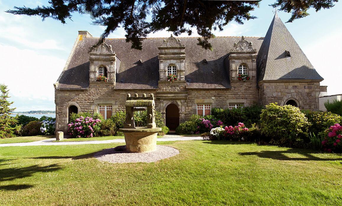 chateaux hotel Domaine de Rochevilaine