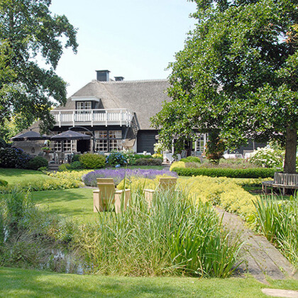 De Lindenhof Restaurant Hotel Lodge