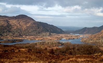 Voguer sur les lacs du Parc national de Killarney