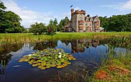 Isle of Eriska Hotel, Spa & Island