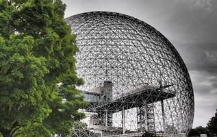 Biosphere Environment Museum