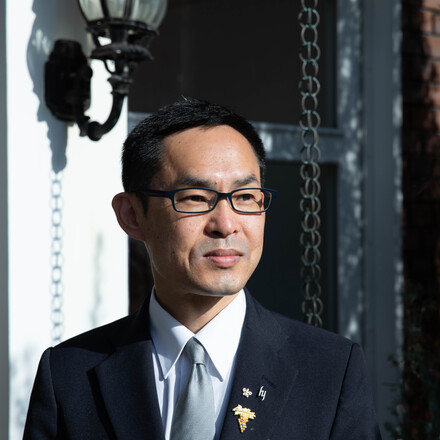 Yoshiharu Arimoto