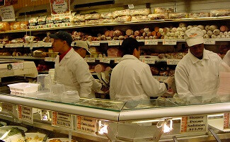 Zabar's, Legendary Delicatessen