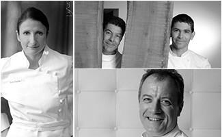 Los Grands Chefs del valle del Ródano