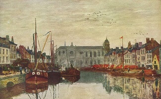 Die Sammlung des Musée Eugène Boudin, Honfleur