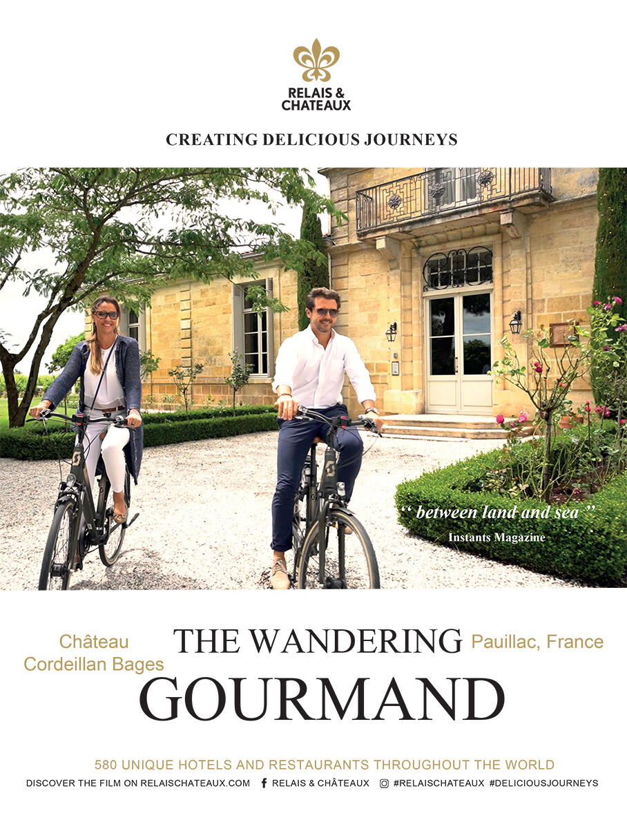 The wandering gourmand