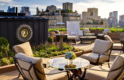 The Surrey, élu n°1 des hôtels de New York par le Conde Nast Traveler Magazine