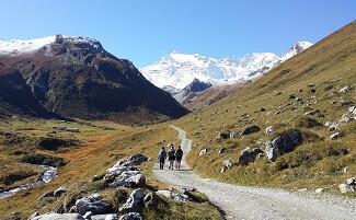 Vanoise glacier tour