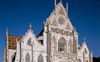 Die Kirche von Brou