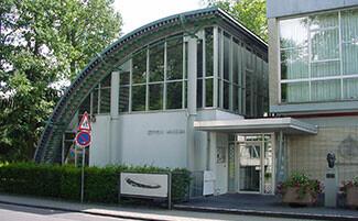 Музей дирижаблей во Фридрихсхафене