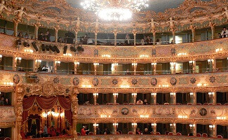 Attend an opera in Fenice, Venice