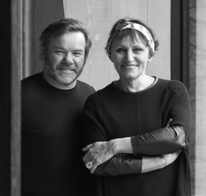 Marie-Pierre et Michel Troisgros