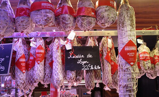 Gourmet stroll through the Halles de Lyon - Paul Bocuse