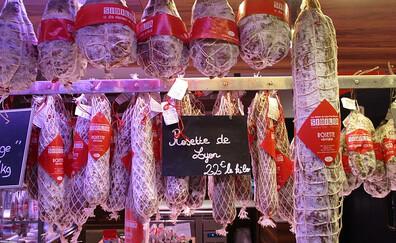 Passeggiata gastronomica alle Halles de Lyon – Paul Bocuse